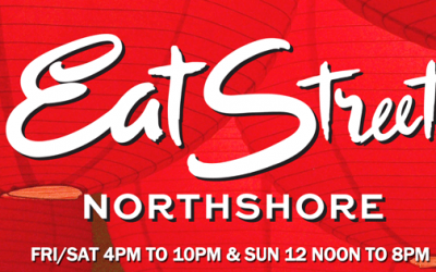 Tuck in at Eat Street Northshore with Hampton Apartments North Brisbane