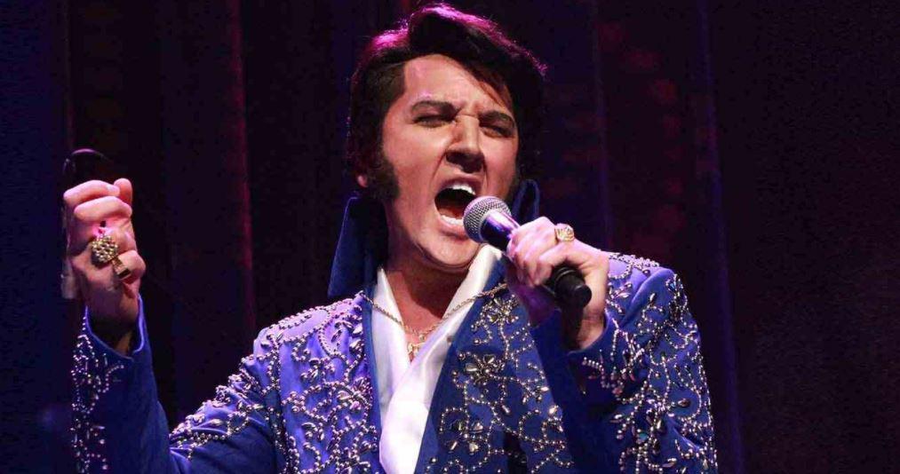 Elvis The King in Concert