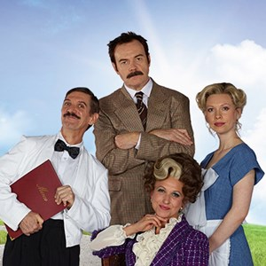 Fawlty Towers Live