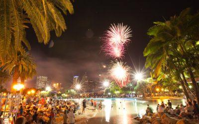 Book Cheap Accommodation Brisbane New Year's Eve 2019
