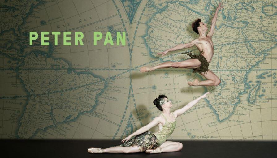 Queensland Ballet's Peter Pan